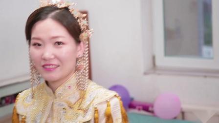 ZHANG&WU<因为·爱婚礼定制>
