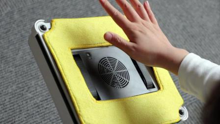 BOBOT WIN SPIDER擦窗机器人开箱安装演示视频