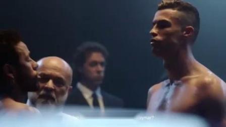 PAssionAck#C罗纳尔多VS内马尔擂台打拳击