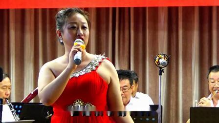 胜利乐团(8)女声独唱《节日欢歌》