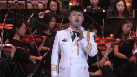 庆祝新中国成立70周年,男高音歌唱演员•朱保龙献礼《为祖国祝寿》演奏: 中国电影乐团
