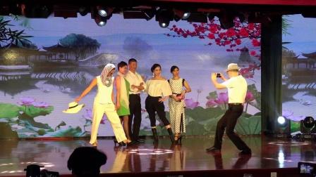 《带着梦想去旅行》服饰表演 南京金陵老年大学艺术团