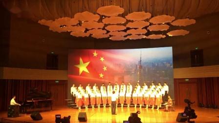 公司合唱团-我爱你中国