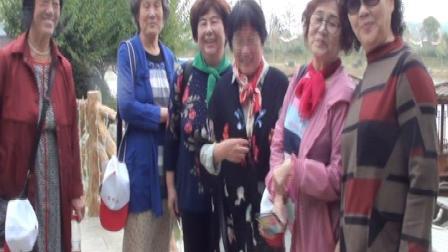 秋遊木蘭水鎮