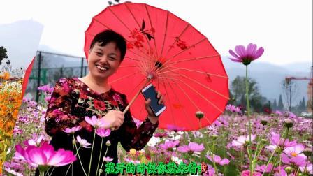 快乐一族群十里花溪一日游《视频相册》拍摄 制作 蓝天