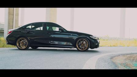 BMW宝马 320i G20 iDEAS智能阀门排气系统及MF87轮毂