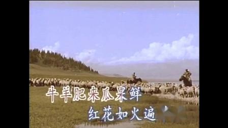 边疆处处赛江南(电子琴演奏)