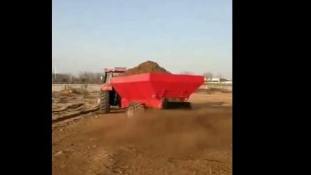 有机肥撒肥机农家肥施肥车性能介绍