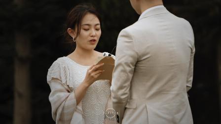 SUN&ZHANG#茶园婚礼电影