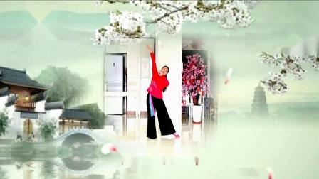 但愿人长久 古典舞〖背面〗曾惠林舞蹈系列