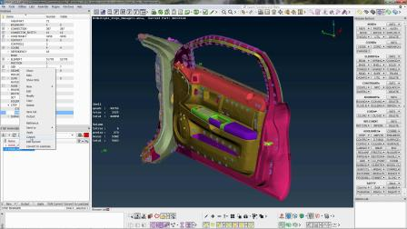 ANSA Abaqus Step Manager to Loadcase Assistant Conversion