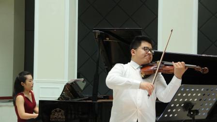 绒花随想曲——小提琴:李奇懋