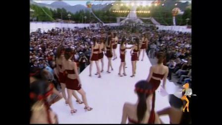 2002年我们来到了拉萨