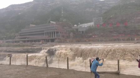 晋陕之旅—《壶口瀑布》