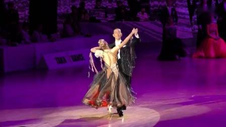 2015日本标准舞【狐步舞】踩点