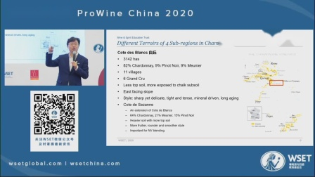 WSET大师班—香槟区内风土的变化-吕杨—ProWine China2020-