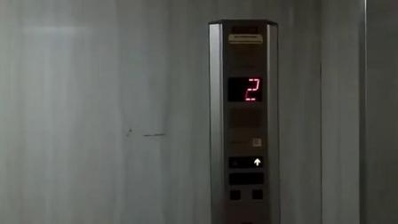 国外的东芝电梯
