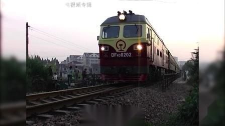 【精彩回放】还记得宁芜线上的7101、7102吗?