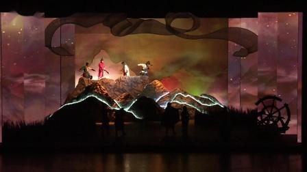 舞台剧《剑网3·双星记》巡演宣传片精彩抢先看