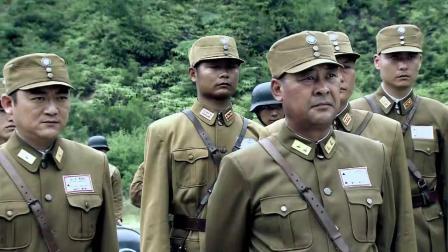 苍狼:参谋长临阵脱逃,被司令抓了正着,一枪就地正法