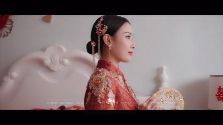 [WE FILM 作品](我们影像)20201123太原星河湾酒店婚礼电影