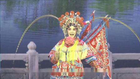 3、中国东盟优秀戏剧 粵剧 三、《金山战鼓》
