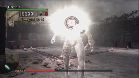 PS3版生化危机安布雷拉编年史HARD全剧情S评价攻略03