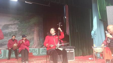 器乐合奏【小仓娃我离了登封小县】漯河市新兴曲剧团乐队风度翩翩的视频剪辑
