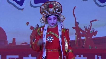 豫剧选段《谁说女子不如男》演唱者 姜来英(2021年3月6日)