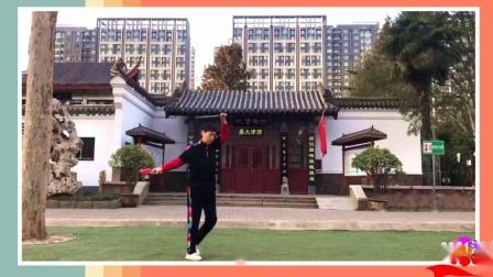 2021河南省迎春线上空竹大赛 洛阳李东红