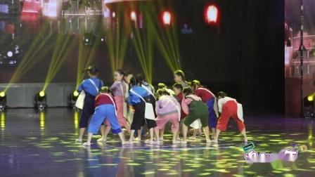 """江西省""""追梦少年""""少儿舞蹈大赛《小报童》---亚君艺校"""