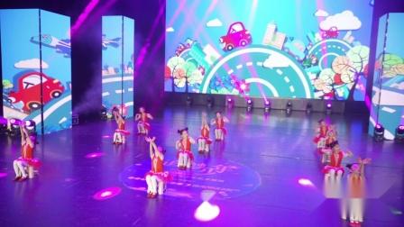 """江西省""""追梦少年""""少儿舞蹈大赛《明天我要上学了》---峡江思迈乐艺术学校"""
