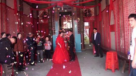 陈昌庆&许 莉  结婚典礼 下集