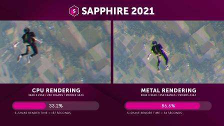 蓝宝石Sapphire 2021-新功能