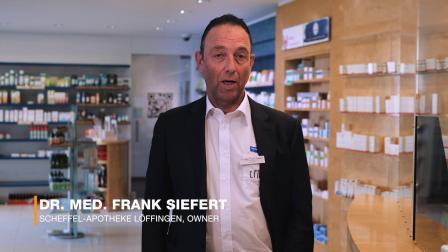 Scheffel药房依靠testo Saveris2 WiFi型无线温湿度记录系统的长期监测确保药品的质量EN