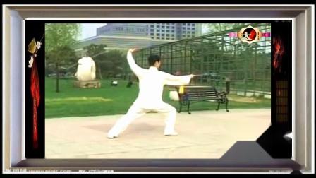 42式太极剑  (重配乐--草原牧歌)