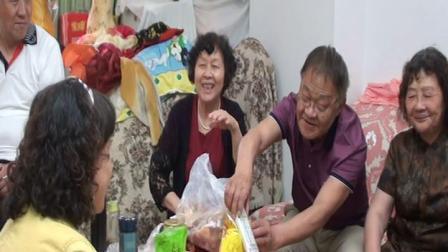 郑老师对对群赴冬天的雪府邸聚会