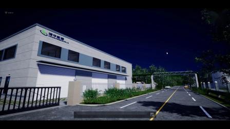 能源站数字孪生-OurBIM引擎案例-万间云