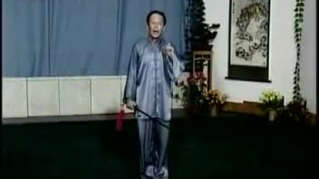 49式武当太极剑-李德印教学【苏韧峰演示】