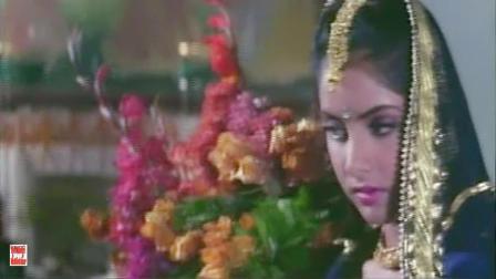 宝莱坞梦幻女神 Divya Bharti 90年代经典电影《心有灵犀》插曲 Kisi Ne Bhi Tu Na Dekha