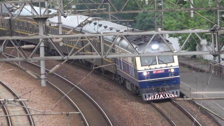 『2021.5.3笕杭线』【文晖大桥】T326次 DF110437
