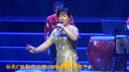 婺剧(樊梨花巡营)由赵向群演唱。千祥民乐队伴奏--聆越录制