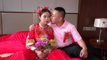 陈各庄 陈胜楠 白洁 婚礼录像 高清