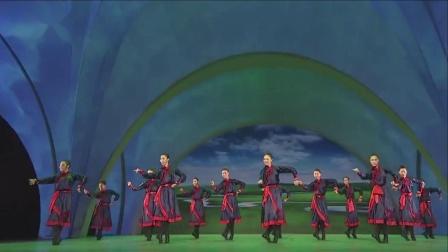舞蹈 蒙古族马舞动律组合 中央民族大学舞蹈学院