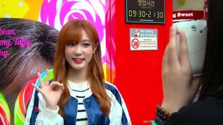 SNH48 TOP32韩国旅行日记平面花絮(2016)
