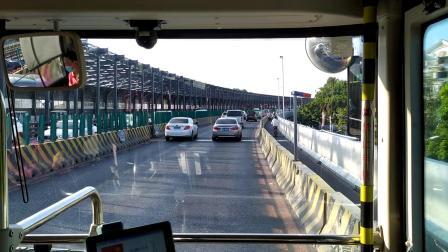 【广州公交POV】广州市第二巴士303路(上漖站-海珠客运站)全程报站