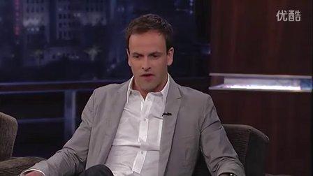 Jonny Lee Miller on Jimmy Kimmel Live