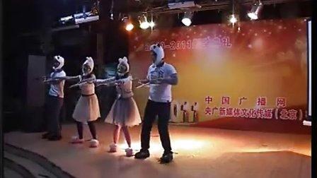 西安公司年会甩葱歌舞视频推荐 教练可上门包教会 舞蹈曹老师