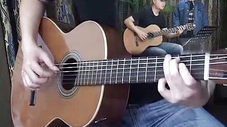 民谣吉他教学视频4