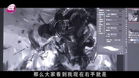 【XRCG学院】CG大神肖壮悦X.tiger专访(上)